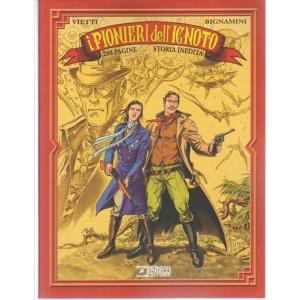 I Pionieri dell'ignoto di Vietti Bignamini - Sergio Bonelli editore