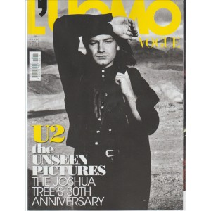 L'uomo Vogue - mensile n. 479 Marzo 2017  U2