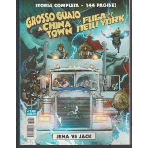Cosmo Serie Blu - Jena Vs Jack - Storia completa - 144 Pagine