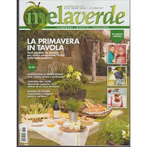 MelaVerde Magazine - mensile n. 2 Aprile 2017