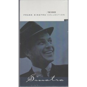 "CD Frank Sinatra ""The Voice collection n. 2 di 6"" by Libero quotidiano"