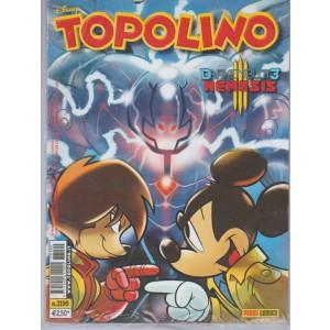 Topolino Disney - settimanale n. 3199 - 15 Marzo