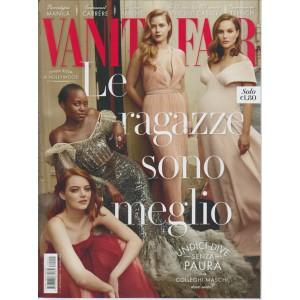 Vanity Fair  - settimanale n. 11 - 22 Marzo 2017