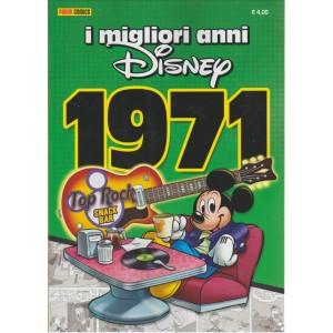 I MIGLIORI ANNI DISNEY 1971. N. 42. BIMESTRALE. SETTEMBRE 2016.