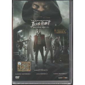 DVD - Lo Chiamavano Jeeg - Regista: Gabriele Mainetti