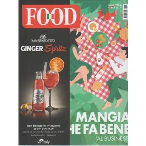 FOOD - mensile n. 4 Aprile 2017