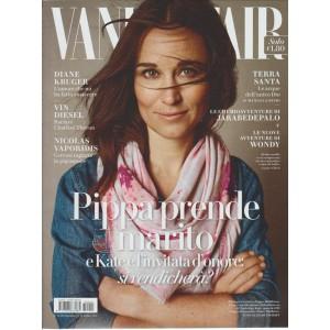 "Vanity Fair  Settimanale n. 15- 9 Aprile 2017 ""Pippa prende marito"""