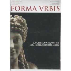 Forma Urbis - mensile n. 2 Febbraio 2017