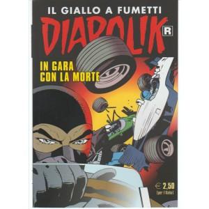 Diabolik Ristampa n. 670 - la gara con la morte