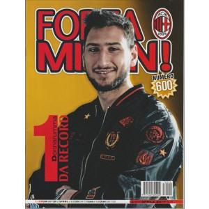 """Forza Milan - mensile n. 600 Aprile 2017 """"Donnarumma da record"""""""