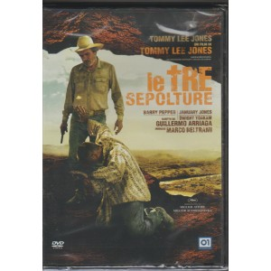 DVD Le Tre Sepolture - Regista: Tommy Lee Jones