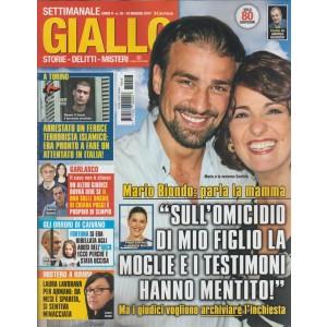 GIALLO - settimanale n. 18 - 10 Maggio 2017