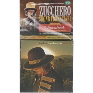 CD CHOCABECK by Zucchero Sugar Fornaciari n. 4 Sorrisi e canzoni TV
