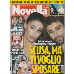 Novella 2000 - settimanale n. 19 - 11 Maggio 2017
