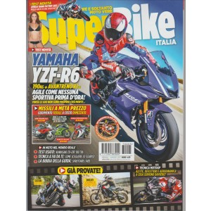 Superbike Italia - mensile n. 5 Maggio 2017 Yamaha YZF-R6