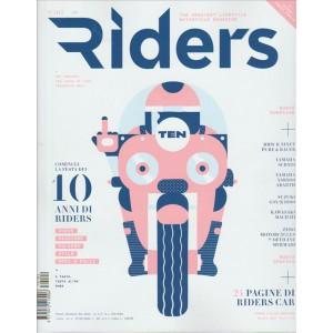 Riders - Mensile n. 102 Aprile 2017