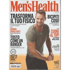 Men's Health - mensile n. 186 Maggio 2017