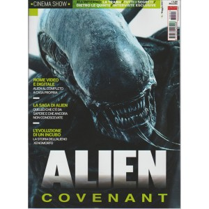 Cinema Show - mensile n. 1 maggiom 2017 - Alien Covenant