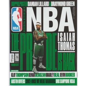 "Rivista Ufficiale NBA - mensile n. 121 Maggio 2017 ""Isaiah Thomas"""