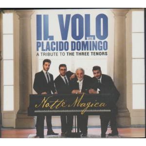cofanetto Doppio CD + DVD - il VOLO with Placido Domingo - Notte Magica