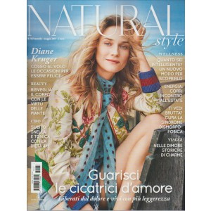 Natural Style - mensile n. 167 - Maggio 2017