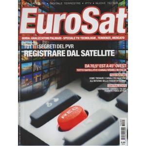 "Eurosat- mensile n. 289 Maggio 2017 ""Registrare dal satellite"""