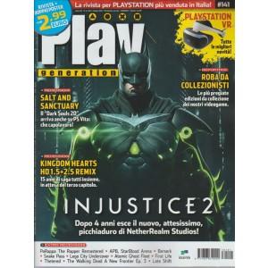 "Play Generation - mensile n. 141 Giugno 2017 ""Injustice 2"""
