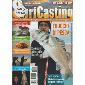 """SURFCASTING - mensile n. 71 Maggio 17 """"Trucchi di pesca"""""""