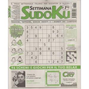 Settimana Sudoku - settimanale n. 613 - 12 Maggio 2017