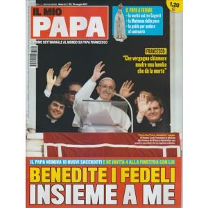 Il Mio Papa - settimanale n. 20 - 10 Maggio 2017
