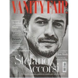 """Vanity Fair - Settimanale n. 19 - 17 Maggio 2017 """" Stefano Accorsi"""""""