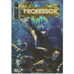 """The Professor - bimestrale n. 4 Aprile 2017 """"Sirena"""""""