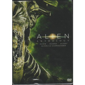 Cofanetto DVD Alien anthology - 4 film