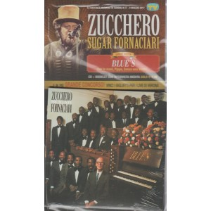 "CD Zucchero Sugar Fornaciari - ""Blue's  - by Sorrisi e canzoni TV"