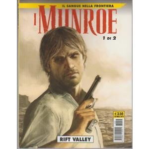 """Cosmo Serie Gialla """"il sangue nella frontiera"""" - i Munroe 1 di 2 """"Rift valley"""""""
