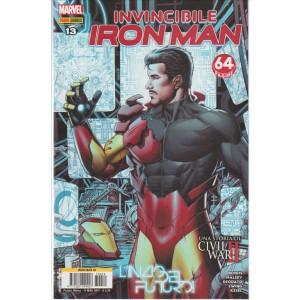 Invincibile Iron Man 13 (Iron Man 49) - Marvel Italia