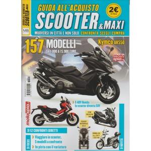 Guida all'acquisto Scooter & Maxi - annuario n. 1 Maggio 2017