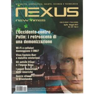 NEXUS new times vediz.Italia - bimestrale n. 127 vol.2 Aprile-Maggio 2017