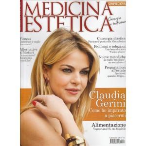 """Medicina & Chirurgia Estetica - bimestrale n. 23 maggio 2017 """"Claudia gerini"""""""