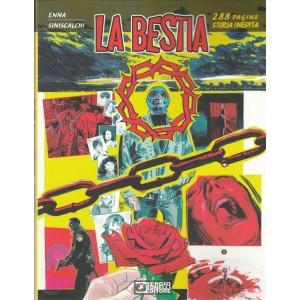 Romanzi a Fumetti bimestrale n. 33 Maggio 2017 - La Bestia by Bonelli editore