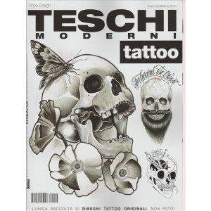 TESCHI MODERNI. TATTOO.  N. 29. SETTEMBRE/NOVEMBRE 2016.