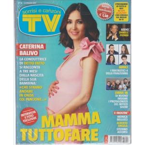 Sorrisi e Canzoni TV - settimanale n. 22 - 23 Maggio 2017 + Panorama