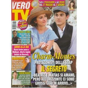 """Vero Tv - settimanale n. 21 - 29 Maggio 2017 """"Charm-Montes"""""""
