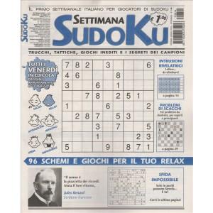 Settimana Sudoku  - settimanale n. 614 - 19 Maggio 2017