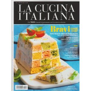 """Cucina Italiana - mensile n. 6 Giugno 2017 - """"Bravi come chef"""""""