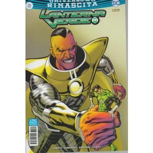 LANTERNA VERDE (75) 8 - DC Comics Lion