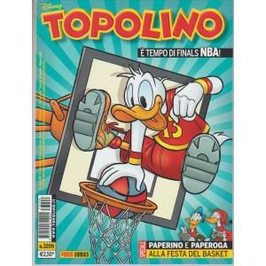 disney Topolino - settimanale n. 3209 - 24 Maggio 2017