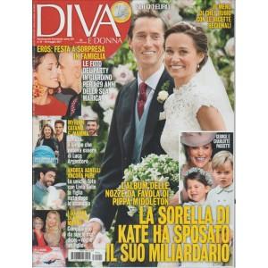 Diva e Donna  - settimanale n. 21 - 30 Maggio 2017