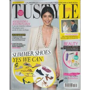 "Tu Style - settimanale n. 22 - 23 maggio 2017 ""Alessandra Mastronardi"""
