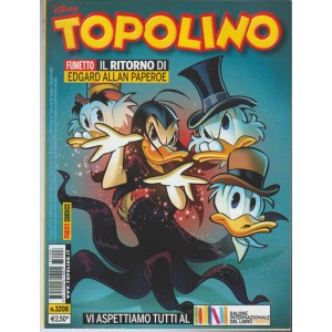 Disney Topolino - mensile n. 3208 -  17 Maggio 2017